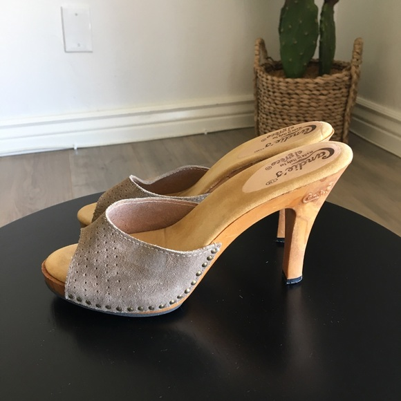 Vintage 7s High Heels By Candies Size